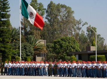 Toma de protesta a 496 Soldados del Servicio Militar Nacional