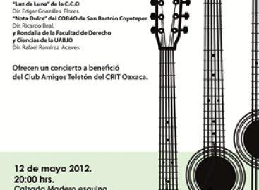 Un concierto para ayudar