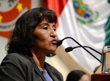 Reformas al código civil para dar igualdad jurídica a madres; Diputada García