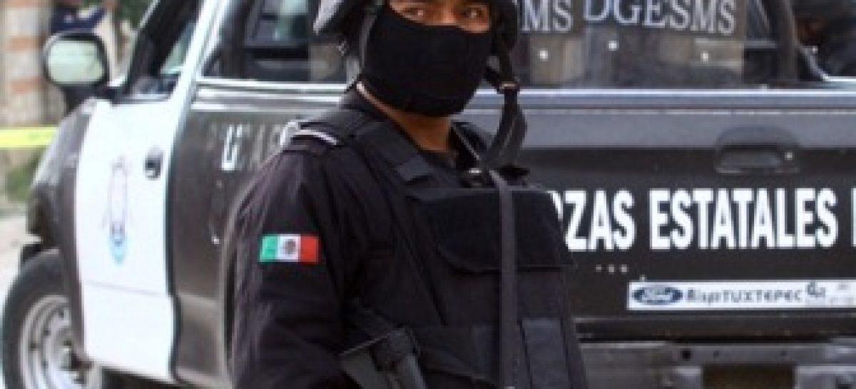 Asegura la PE 11 vehículos y 17 guatemaltecos son repatriados