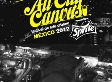Festival de arte urbano, México 2012