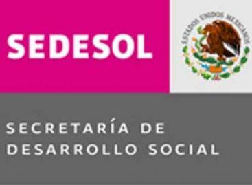 Política social, incluyente y humanitaria: Sedesol