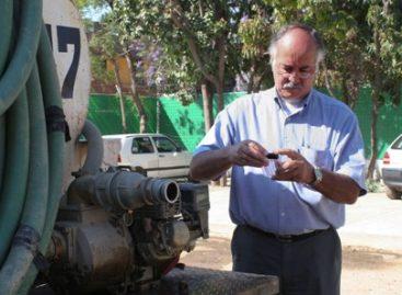 Supervisan calidad del agua que se distribuye en pipas, en Oaxaca
