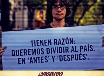 Moviento #YOSOY132 llama a marchar hoy sábado