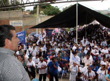 Vamos a ganar la Presidencia de la República; afirma Vázquez Mota vía telefónica a oaxaqueños