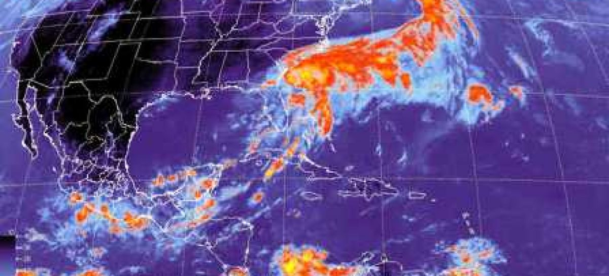 Habrá lluvias fuertes a muy fuertes en el sur, occidente y centro de México