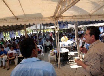 Pugnará Diódoro Carrasco Altamirano por recuperar actividad turística en Chacahua
