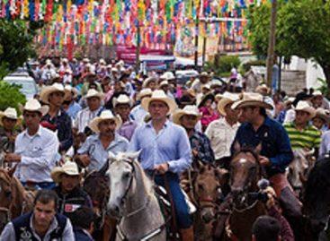 Inauguran Primera Expo-Feria Ganadera, Agrícola, Artesanal, Industrial y Comercial de Mixtepec
