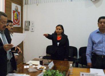 Nombran IEEPCO a directora de la Unidad de Fiscalización de los Recursos de los Partidos Políticos