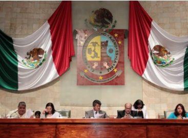 Aprueba Congreso de Oaxaca reformas a Ley de Justicia administrativa