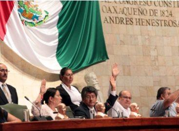 Rechaza Congreso de Oaxaca iniciativa del Senado para modificar Artículo 24 sobre libertad de culto