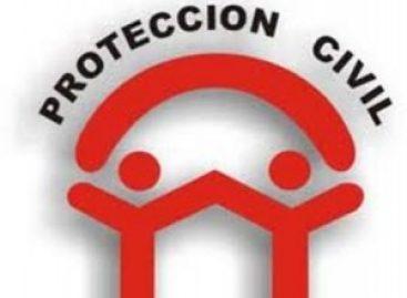 Exhorta Protección Civil a la población estar alertas ante lluvias intensas en la entidad