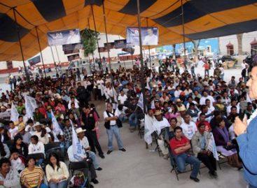 Contienda electoral, decisiva para el futuro de Oaxaca y México: DCA
