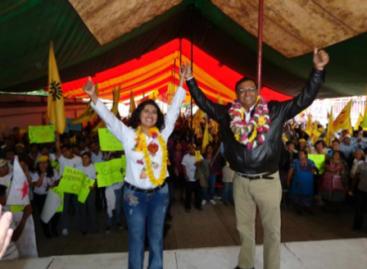 Eva Diego Cruz, candidata a Diputada del PT violó veda electoral