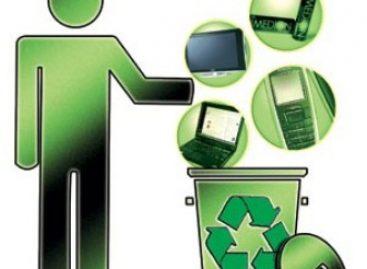 Con programa de reciclaje de electrónicos se trabaja a favor del ambiente en el DF