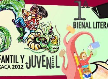 Ganadores de la Primera Bienal Literaria, Infantil y Juvenil  2012