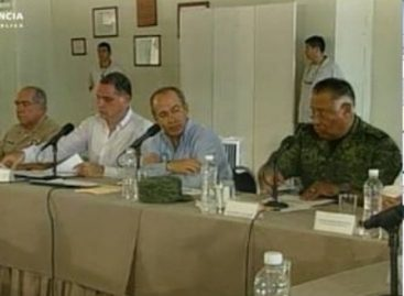 """Continúa el esfuerzo entre Gobierno y Federación para a damnificados por Huracán """"Carlotta"""""""