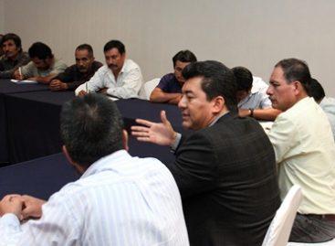 Media Congreso del Estado en solución del conflicto político en Textitlán