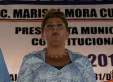 Coadyuva Procuraduría de Oaxaca en caso de alcaldesa veracruzana hallada sin vida en la Cuenca