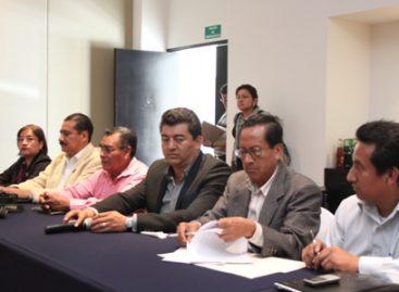Entregan organizaciones a Congreso iniciativa de Ley de Fomento a la Actividad Periodística en Oaxaca