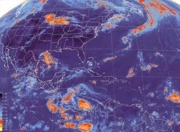 Se mantiene el potencial de lluvias fuertes sobre el centro, sur y sureste del país