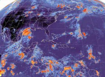 Se mantiene el potencial de lluvias fuertes sobre los centro, sur y sureste del país