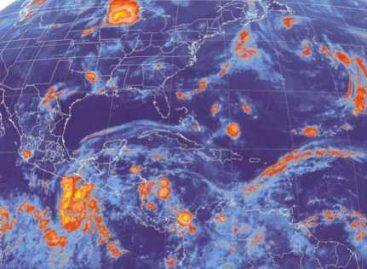 "Alerta amarilla por presencia de tormenta tropical ""Carlotta"""