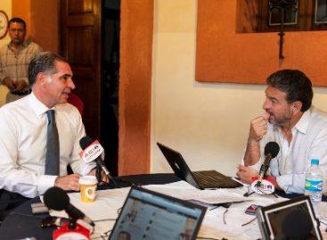Prioridad consolidar proyectos de infraestructura de impacto regional: Cué Monteagudo
