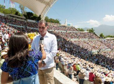 Se cumplen expectativas con la Guelaguetza: Cué Monteagudo