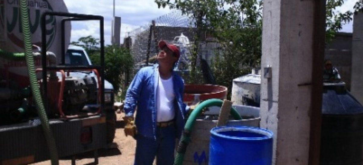 Exhortan a ahorrar agua ante disminución de suministro este fin de semana en el DF