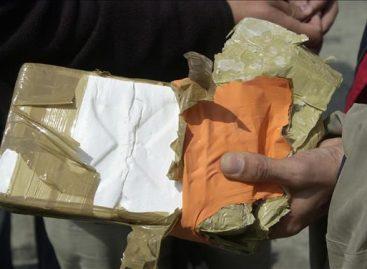 PRG localiza unos 48 kilos de coca en la carretera 190, del Istmo de Tehuantepec