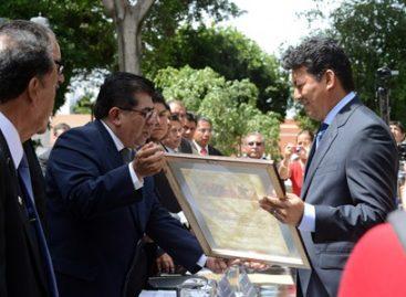 Declaran al diputado Juan Mendoza, visitante distinguido de Huajuapan