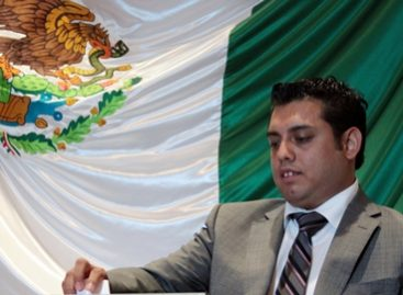 Celebra diputado Pavel López elección de Álvarez Icaza en la CIDH