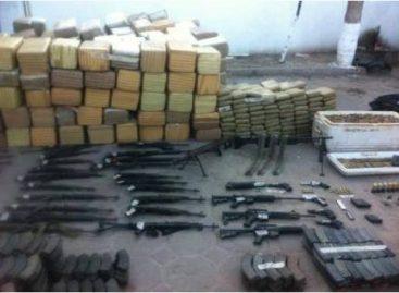 Detenidas 26 personas en flagrancia delictiva; rescatan a secuestrado y decomisan armas y droga
