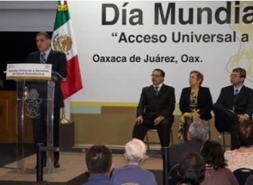 Hay en Oaxaca más de un millón de mujeres en edad reproductiva