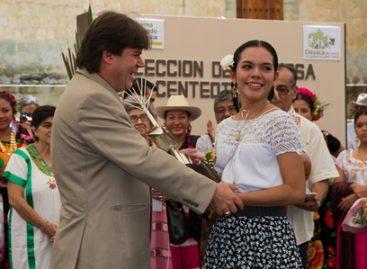 Eligen Diosa Centéotl 2012