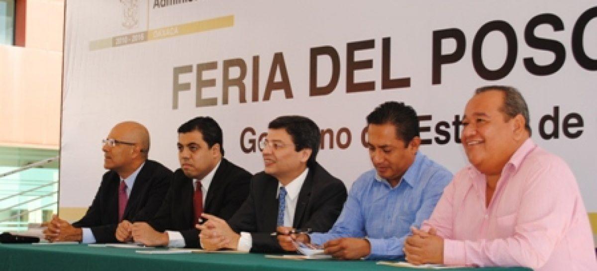 Inauguran Feria del Posgrado dirigida a servidores públicos del gobierno de Oaxaca