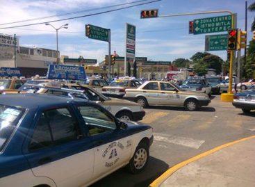 Ante movilizaciones, exhorta Gobierno del Estado a taxistas retomar los canales institucionales