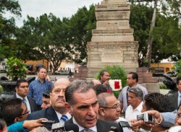 Reitera Gabino Cué compromiso de defender el territorio y soberanía de los pueblos Chimalapas