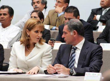 Firman Gloria Guevara y Gabino Cué Acuerdo Nacional por el Turismo