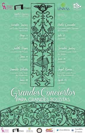 GRANDES CONCIERTOS 11 07 12