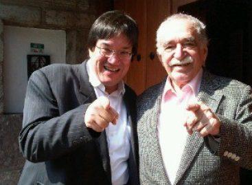 """El """"Gabo"""" reaparece vivaz y con buen semblante en México"""