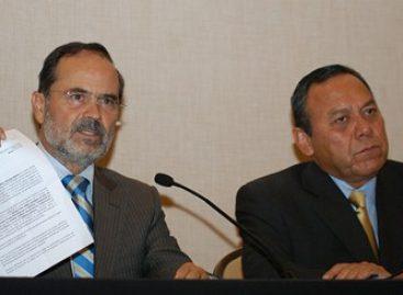 PRD y PAN se reunirán con el titular de la PGR para investigar lavado de dinero en la elección presidencial