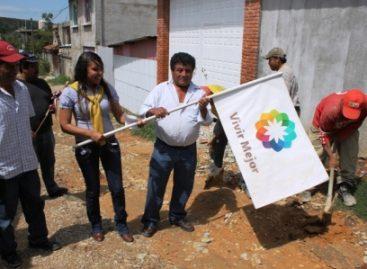 SEDESOL inicia obras en colonias marginadas