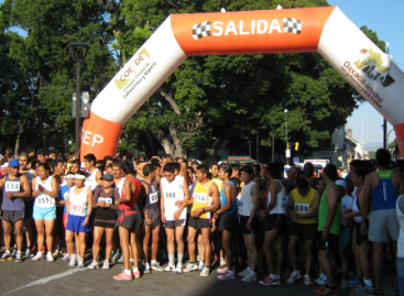 "Ultiman detalles del ""Medio Maratón Guelaguetza 2012"""