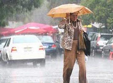 Se registró lluvia en ocho delegaciones del DF; en tres colonias cayó granizo