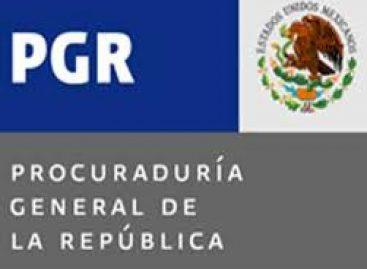 Autoridades federales y estatales suman esfuerzos para combatir el narcomeduo, firman acuerdo PGR y EdoMex