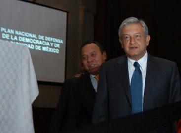 PRD implementa plan nacional para la defensa de la democracia