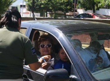 Promueve Seguridad Pública campaña de orden y legalidad por fiestas de Guelaguetza