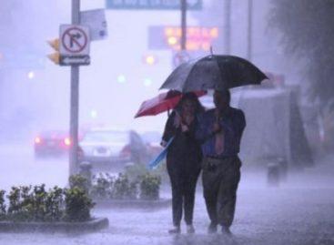 Registraron lluvia diez delegaciones del DF; atienden 13 encharcamientos